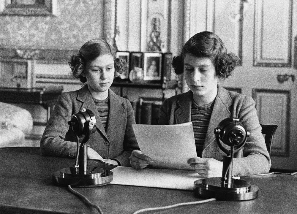 La giovinezza di Elisabetta II