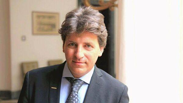 Gianluca Ferrara - Sputnik Italia