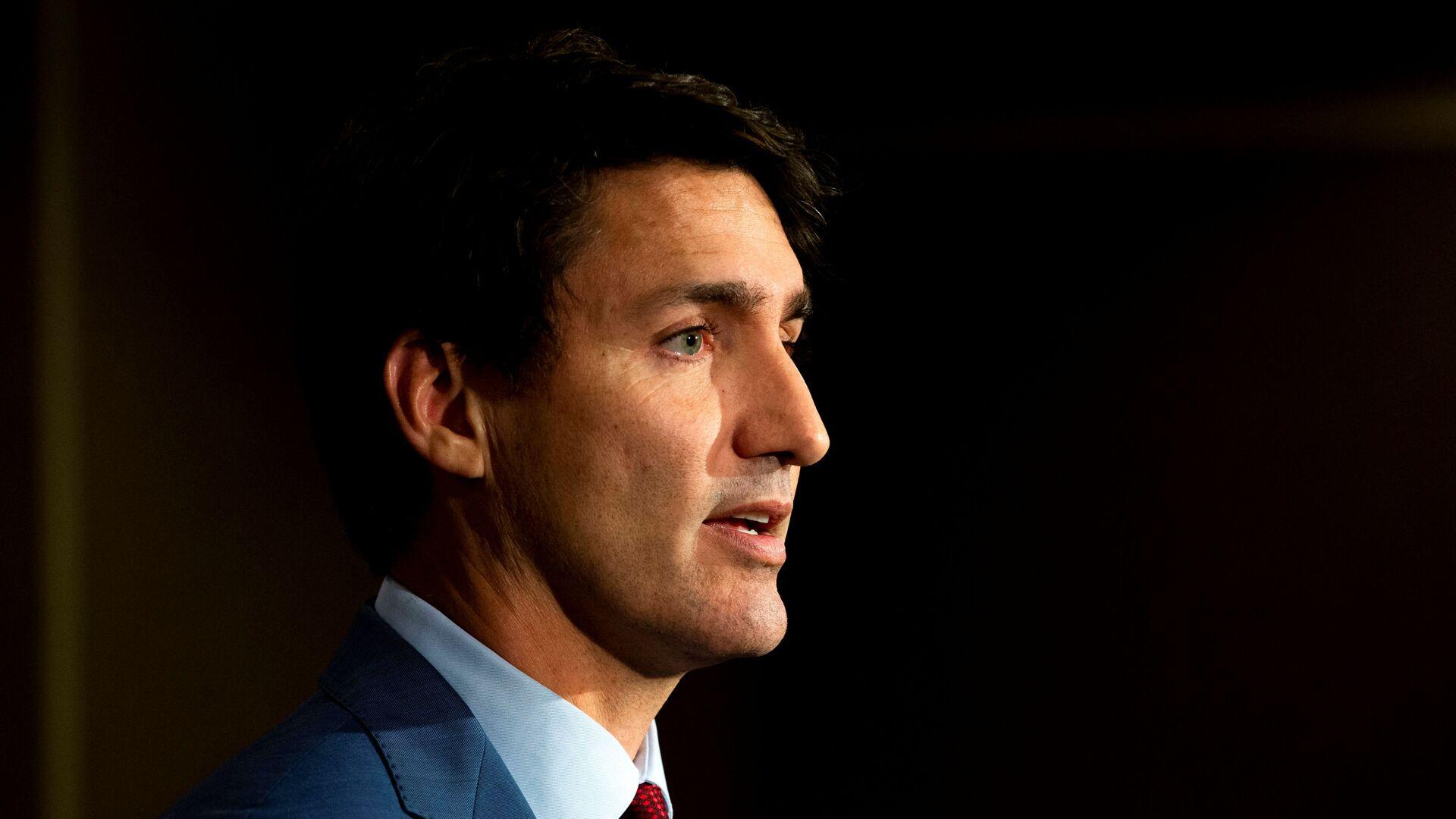 Il primo ministro canadese Justin Trudeau - Sputnik Italia, 1920, 26.06.2021