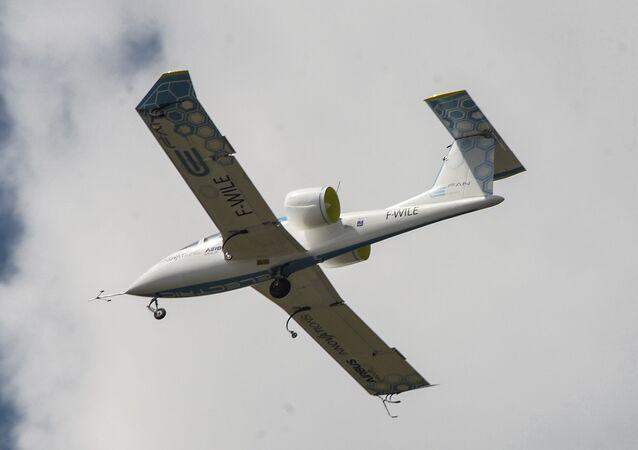 Aereo elettrico Airbus E-Fan