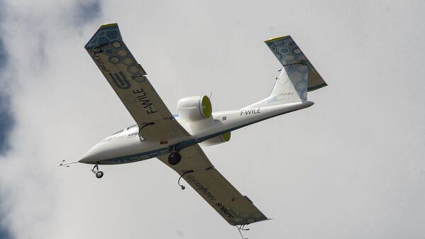 Aereo elettrico Airbus E-Fan - Sputnik Italia