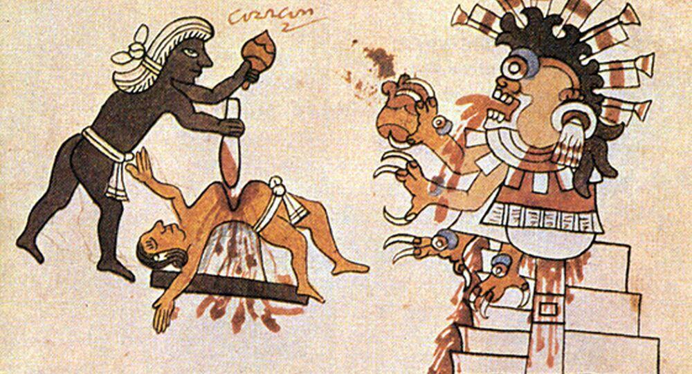 Sacrifici umani - codice Tudela