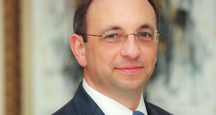 Nikolay Vassilev, ex vicepremier e ministro dell'Economia della Bulgaria