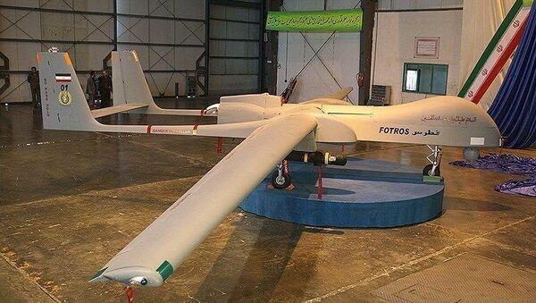 Prototipo di un drone iraniano Fotros. - Sputnik Italia