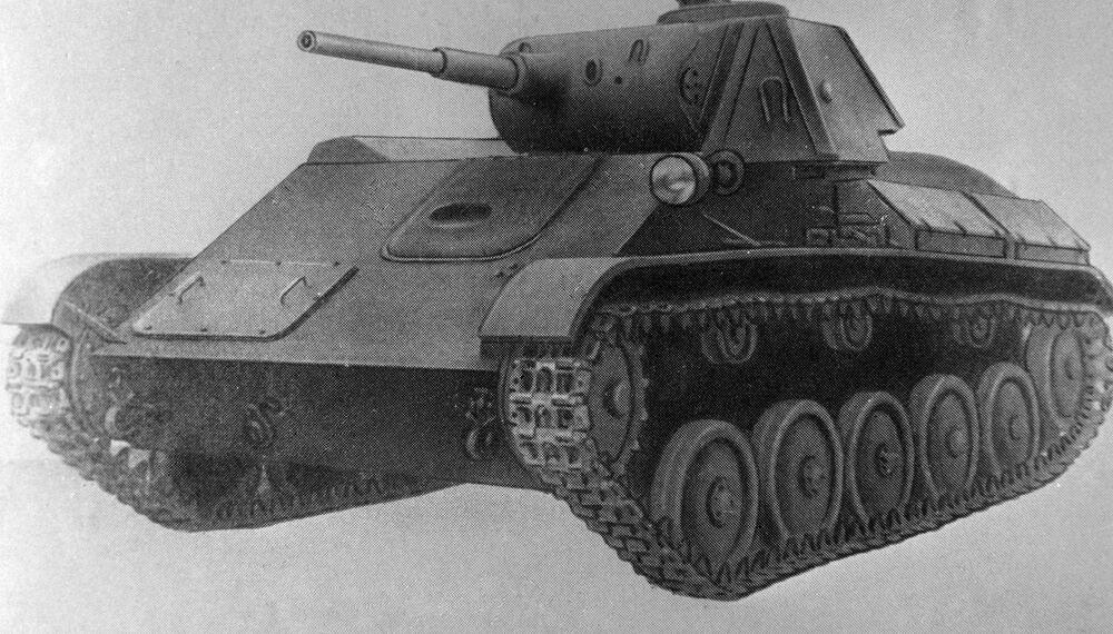 Il T-70 è stato un carro armato leggero sovietico che entrò in servizio nel 1942, come carro leggero da ricognizione e combattimento generale.