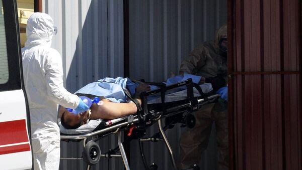 Medici turchi in Siria (foto d'archivio) - Sputnik Italia