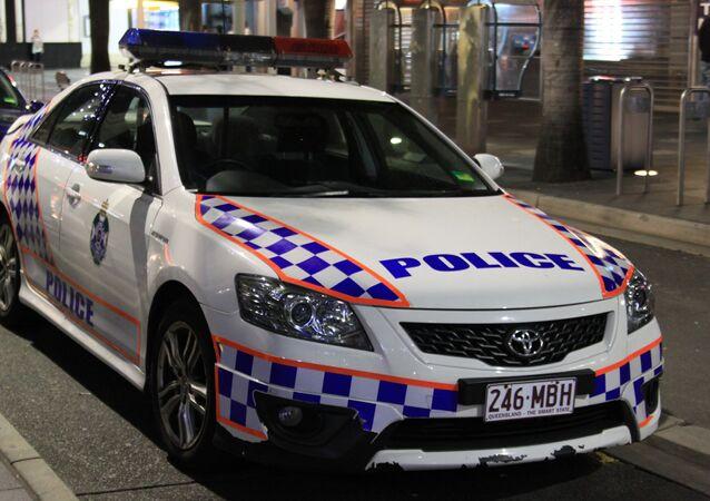 Polizia australiana