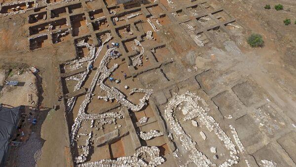 Antica città En Esur in Israele - Sputnik Italia