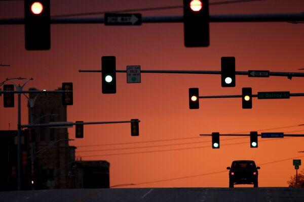 Strada a Topeka, Missouri, USA - Sputnik Italia