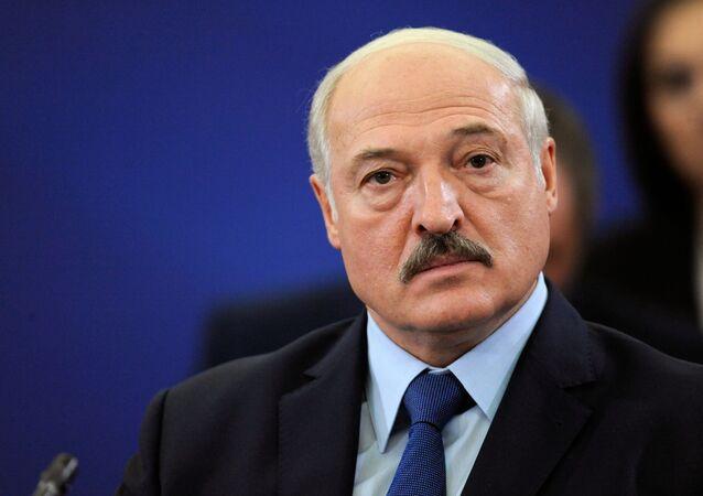 Alexander Lukashenko (foto d'archivio)