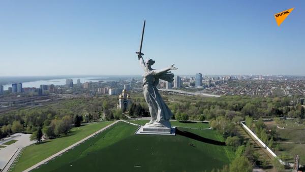 """""""La Madre Patria chiama!"""" è stata completamente rinnovata dopo anni di ricostruzione  - Sputnik Italia"""
