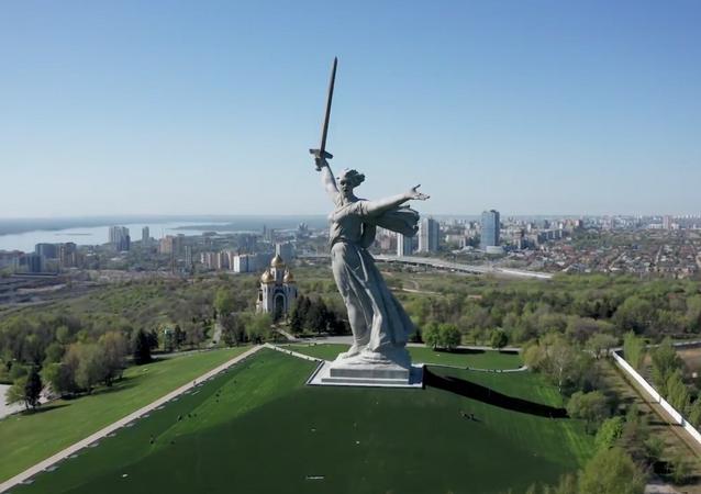 """Russia, """"La Madre Patria chiama!"""" è stata completamente rinnovata dopo anni di ricostruzione"""