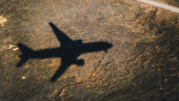 Plane Shadow - Sputnik Italia
