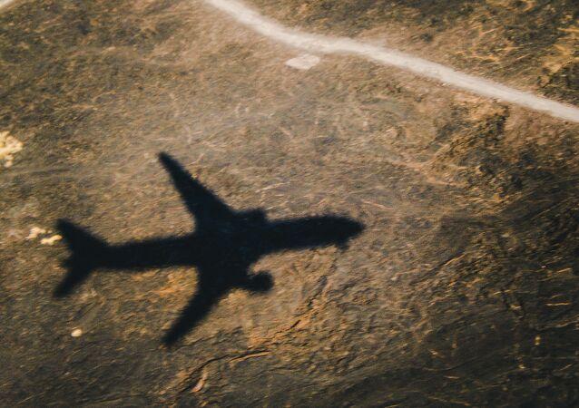 Ombra d'aereo