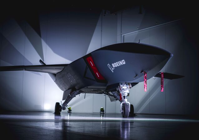 Boeing presenta il drone Loyal Wingman