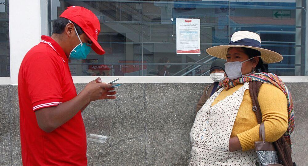 Pandemia di coronavirus in Bolivia