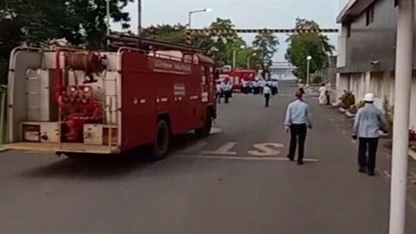 Fuga di gas in un impianto a Andhra Pradesh - Sputnik Italia