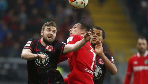 Eintracht Frankfurt - Hannover 96, Bundesliga - Sputnik Italia
