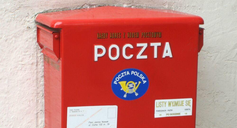 Cassetta postale in Polonia