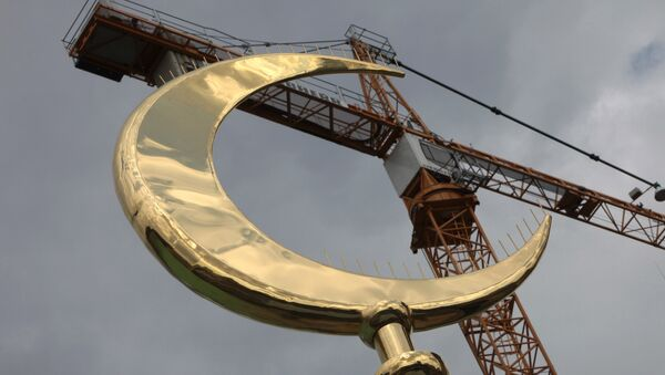 Un minareto - Sputnik Italia