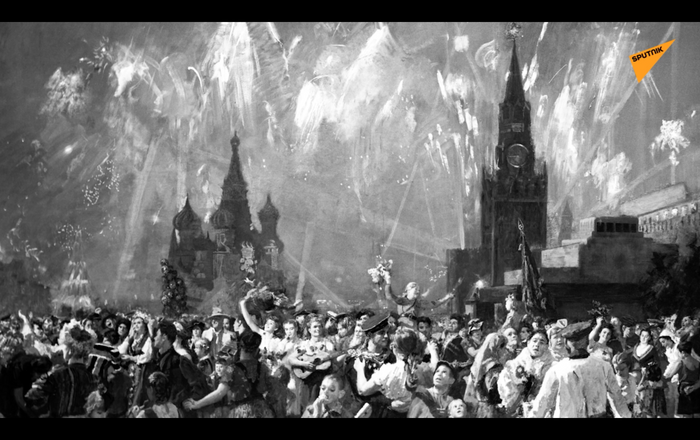 La festa del 9 maggio