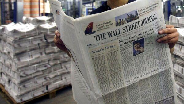 Giornali americani (AP Photo/Matt Dunham, file) - Sputnik Italia