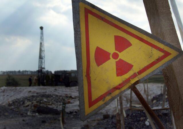 Attenzione: radiazioni