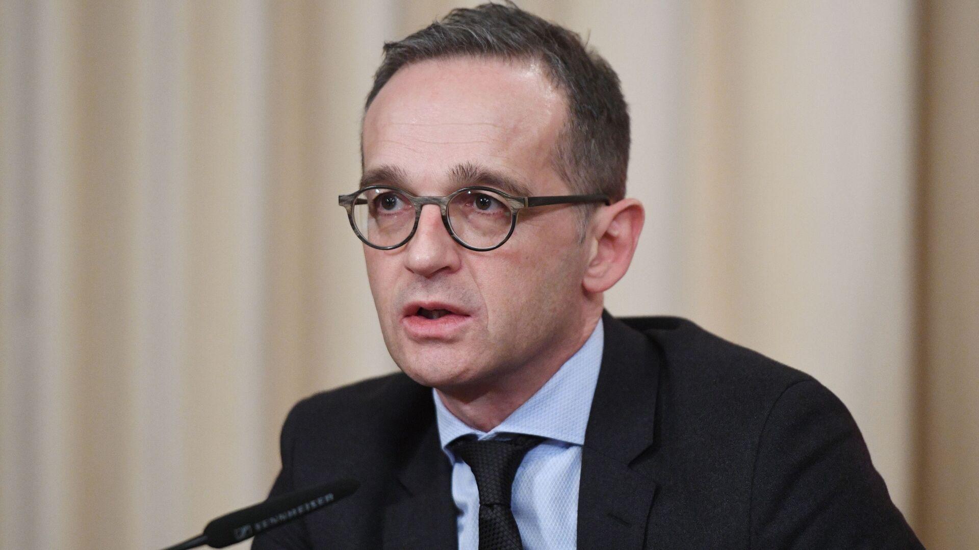 Maas: toccato il fondo nei rapporti Russia-Ue ma occorre dialogo - Sputnik Italia, 1920, 22.02.2021