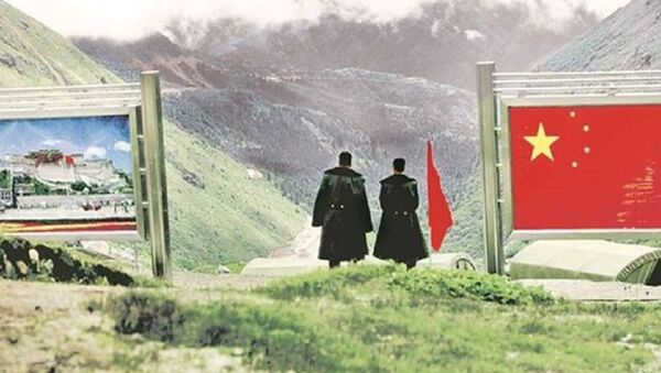 India-China Sikkim border - Sputnik Italia