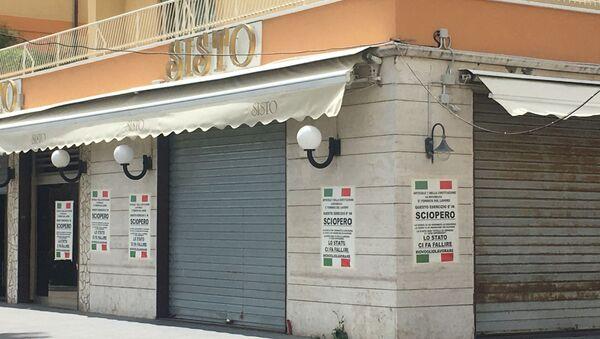 La ristorazione italiana rischia di essere cancellata - Sputnik Italia