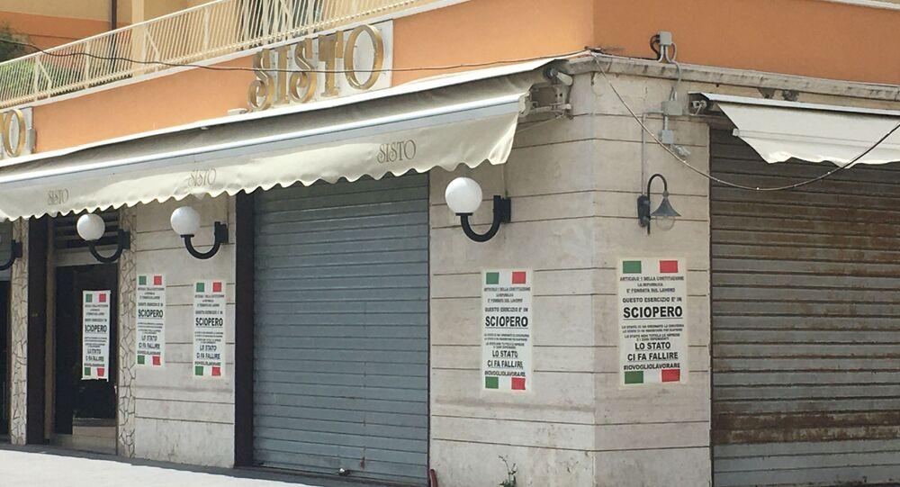 La ristorazione italiana rischia di essere cancellata
