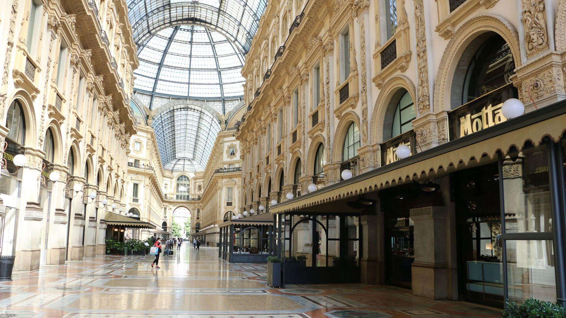 Fase 2: una passeggiata a Milano - Sputnik Italia, 1920, 11.09.2021