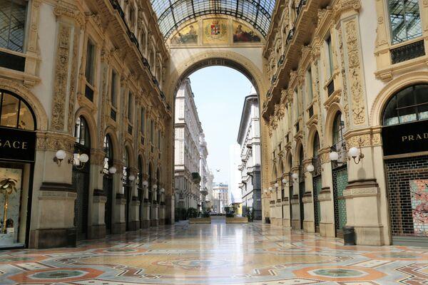 L'Italia è entrata nella Fase 2, la situazione a Milano - Sputnik Italia
