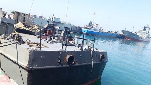 La nave Konarak - Sputnik Italia