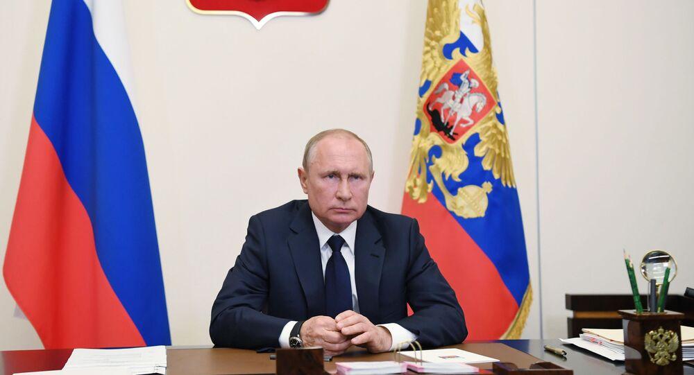 Vladimir Putin (foto d'archivio)