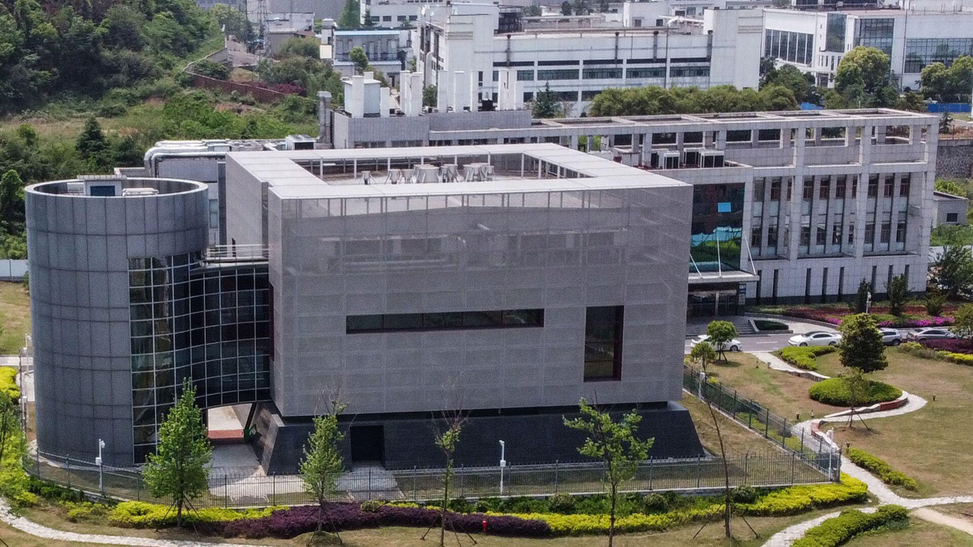 Laboratorio P4 dell'Istituto di Virologia di Wuhan - Sputnik Italia, 1920, 15.06.2021