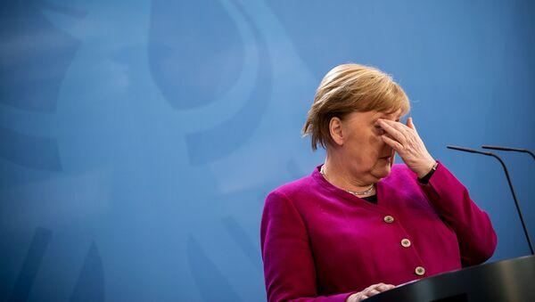 Angela Merkel, il 23 aprile 2020 - Sputnik Italia
