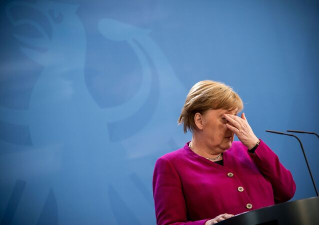 Angela Merkel, il 23 aprile 2020