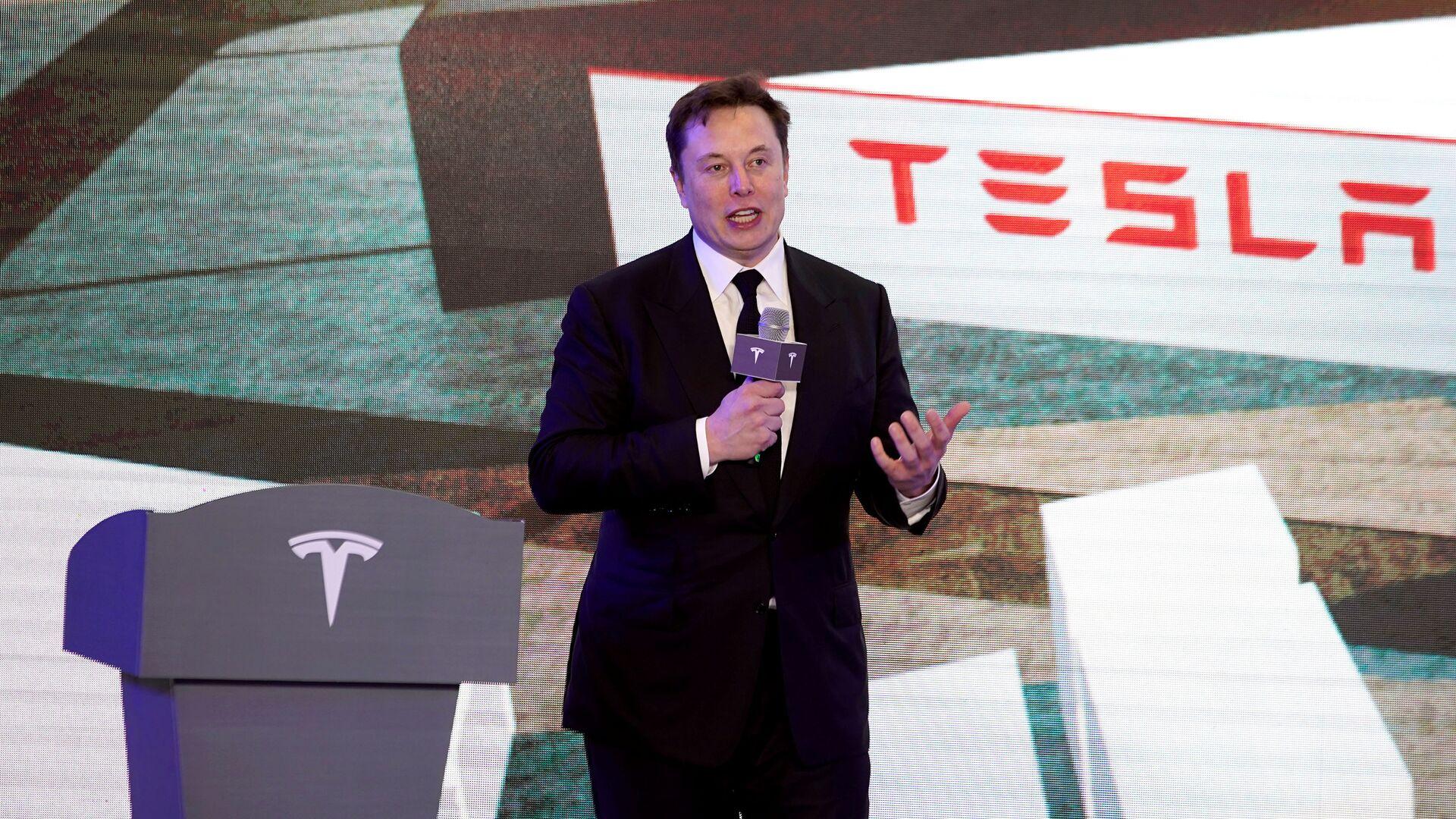 Elon Musk - Sputnik Italia, 1920, 06.06.2021