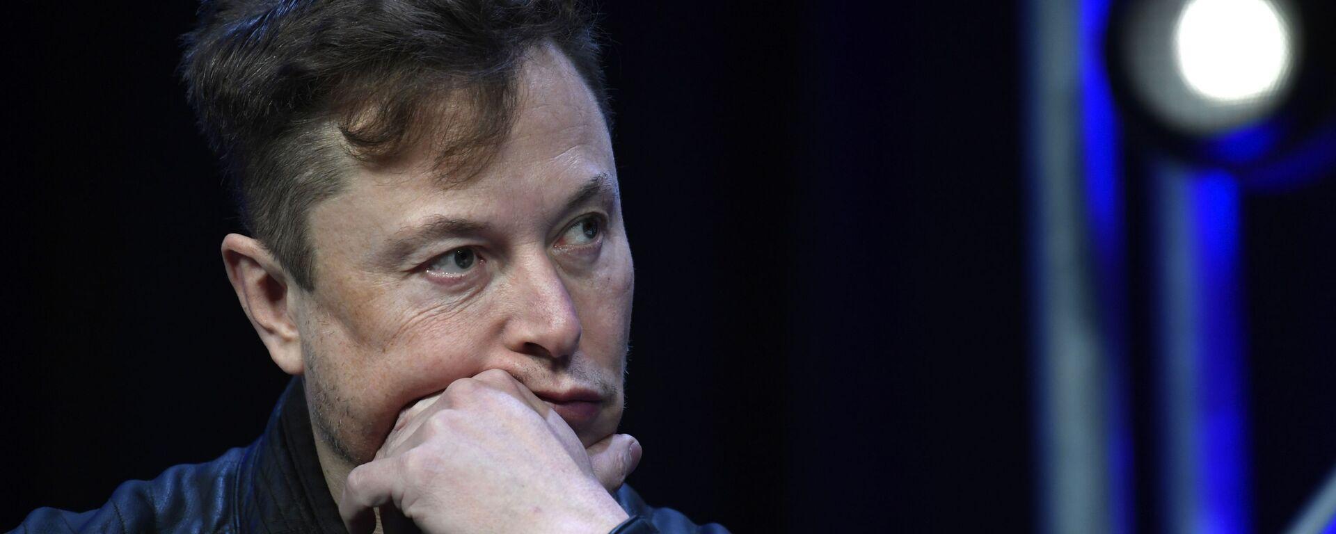Elon Musk - Sputnik Italia, 1920, 05.06.2020