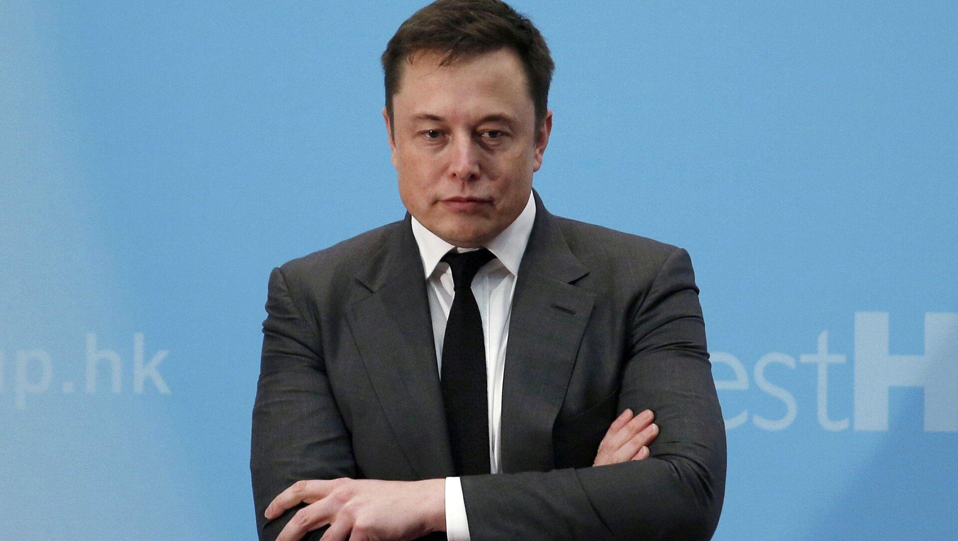 Elon Musk - Sputnik Italia, 1920, 14.02.2021
