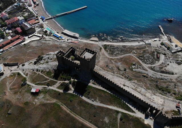La perla della Crimea: la Fortezza genovese di Sudak