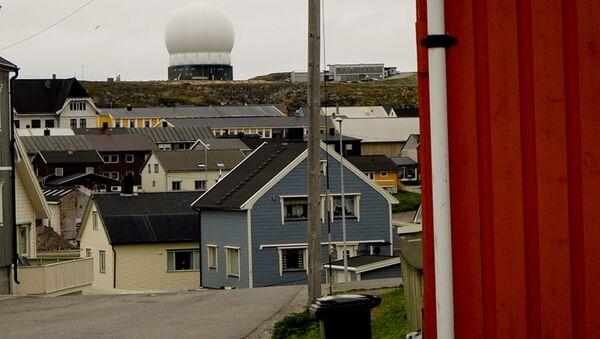 Radar Globus-II a Vardø, in Norvegia - Sputnik Italia