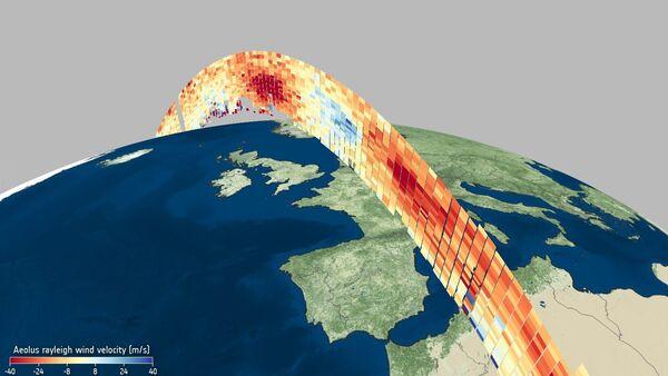 Meteo, i dati del satellite Esa 'Aeolus' disponibili pubblicamente - Sputnik Italia