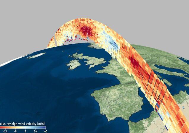 Meteo, i dati del satellite Esa 'Aeolus' disponibili pubblicamente