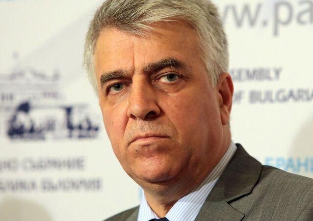 Rumen Gechev, deputato del parlamento bulgaro