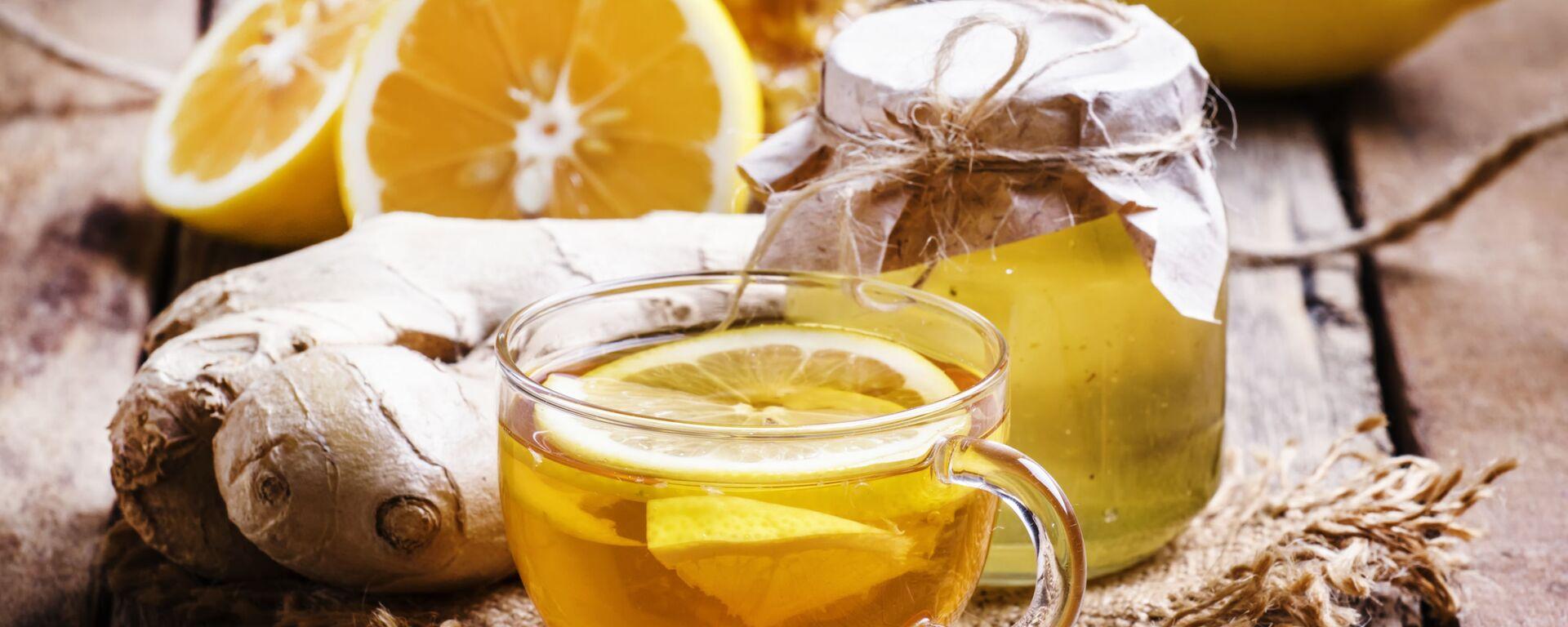Tè con miele e limone - Sputnik Italia, 1920, 21.05.2021