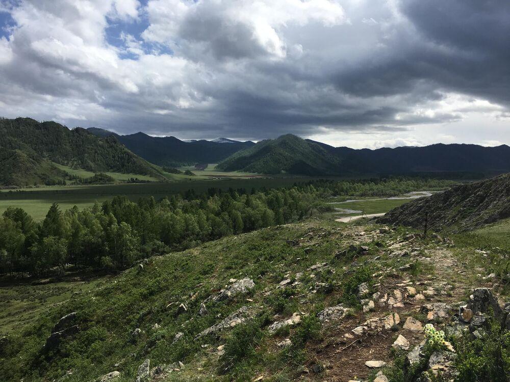 La valle di Karakol.