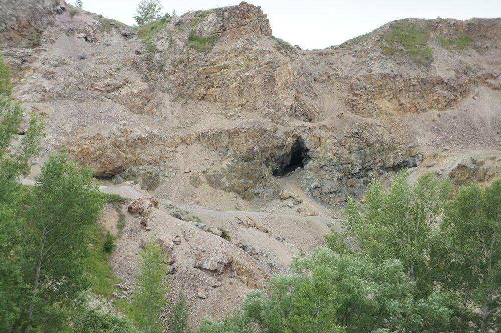 La Montagna dei Serpenti, Altai.