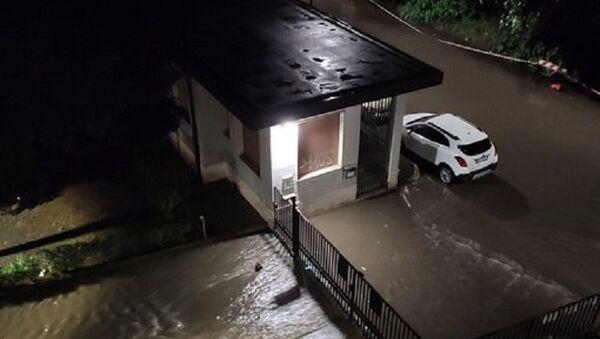 Esondazione Seveso - Sputnik Italia